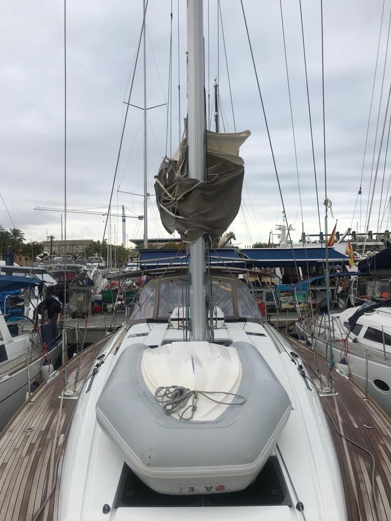 Sun Odyssey 519 (Alboran Jerez)  - 2
