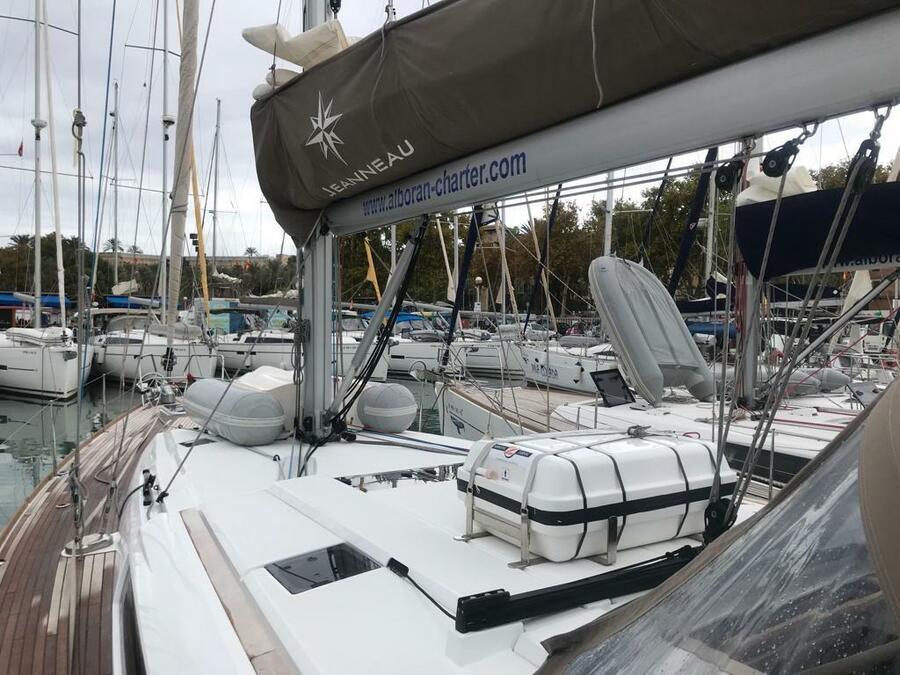 Sun Odyssey 519 (Alboran Jerez)  - 3