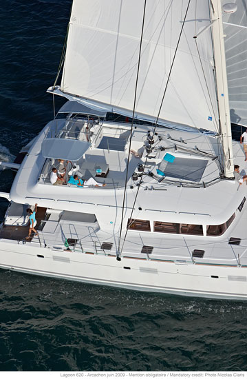 Lagoon 620 Crewed (DREAM MALLORCA II)  - 1