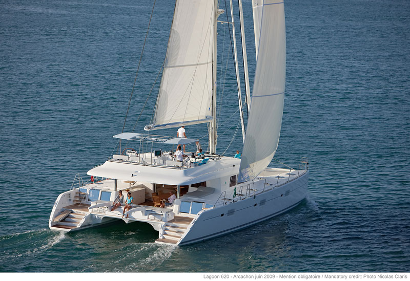 Lagoon 620 Crewed (DREAM MALLORCA II)  - 0