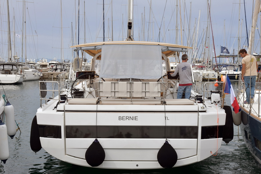 Oceanis 62 Skippered with A/C (BERNIE)  - 0