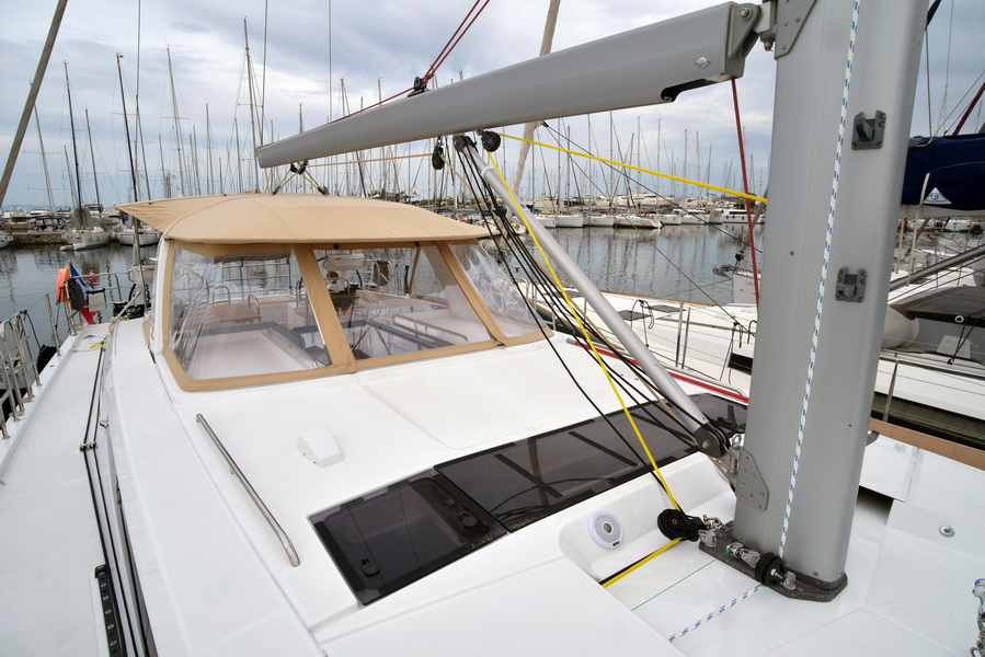Oceanis 62 Skippered with A/C (BERNIE)  - 5