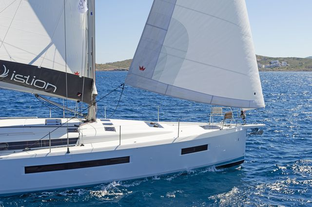Sun Odyssey 490 (CAPTAIN GEORGE)  - 33