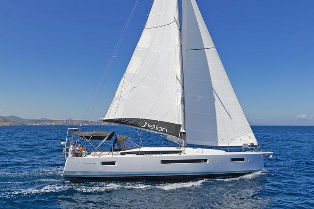 Sun Odyssey 490 (CAPTAIN GEORGE)  - 36