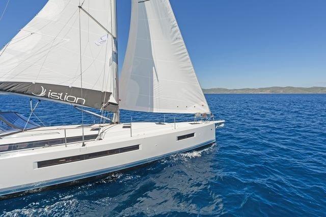 Sun Odyssey 490 (CAPTAIN GEORGE)  - 26