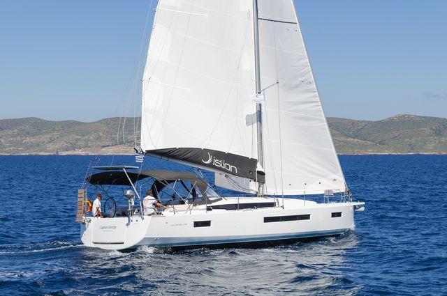 Sun Odyssey 490 (CAPTAIN GEORGE)  - 39