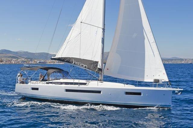 Sun Odyssey 490 (CAPTAIN GEORGE)  - 35