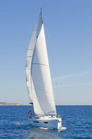 Sun Odyssey 490 (CAPTAIN GEORGE)  - 28