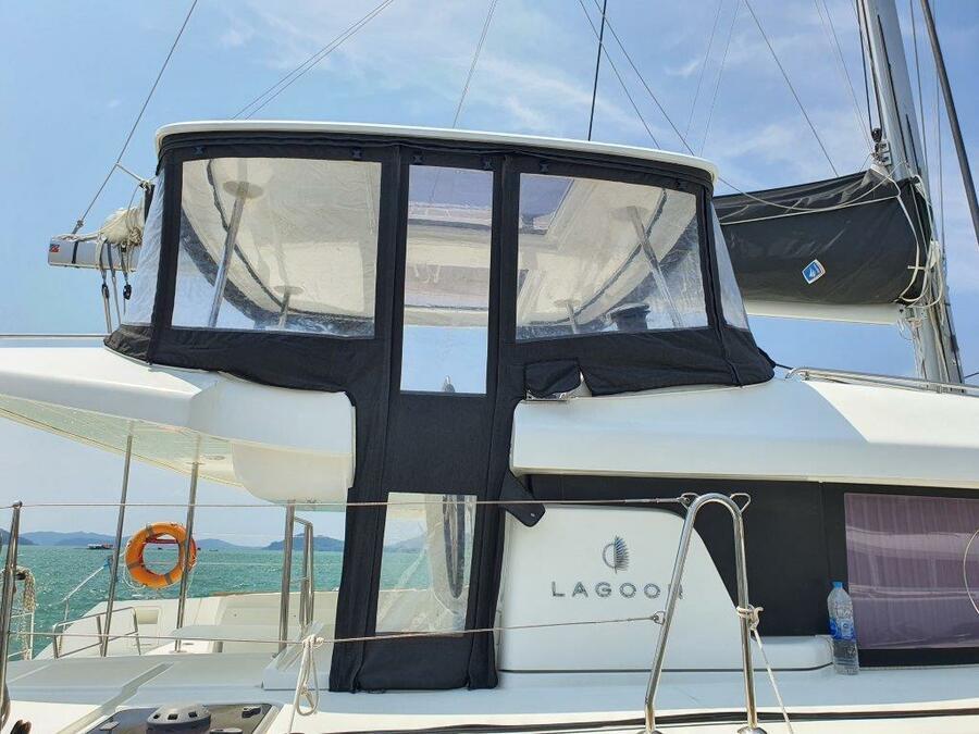 Lagoon 450 S (Myemocean)  - 6