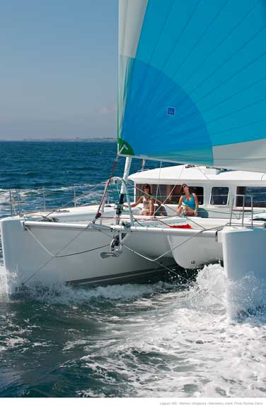 Lagoon 450 (Sea Runner IV)  - 5