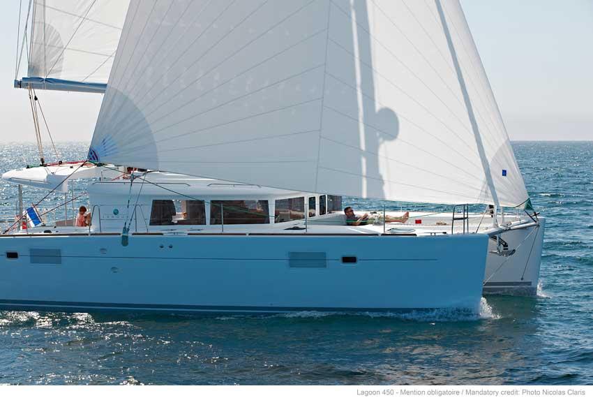 Lagoon 450 (Sea Runner IV)  - 6