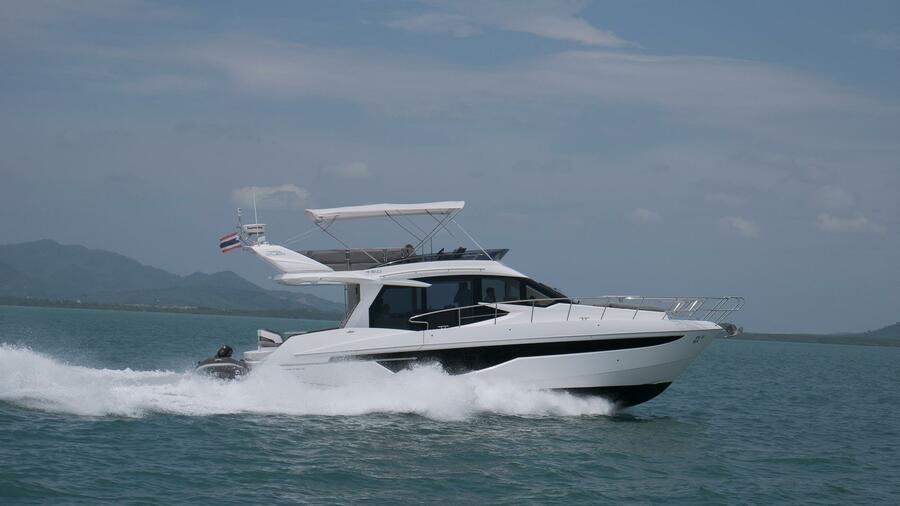 Galeon Flybridge 460 (Mija)  - 0