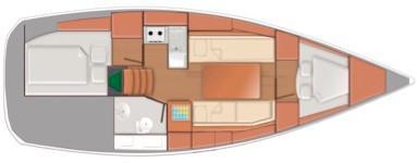 Sun Odyssey 319 (Lazzarone)  - 3