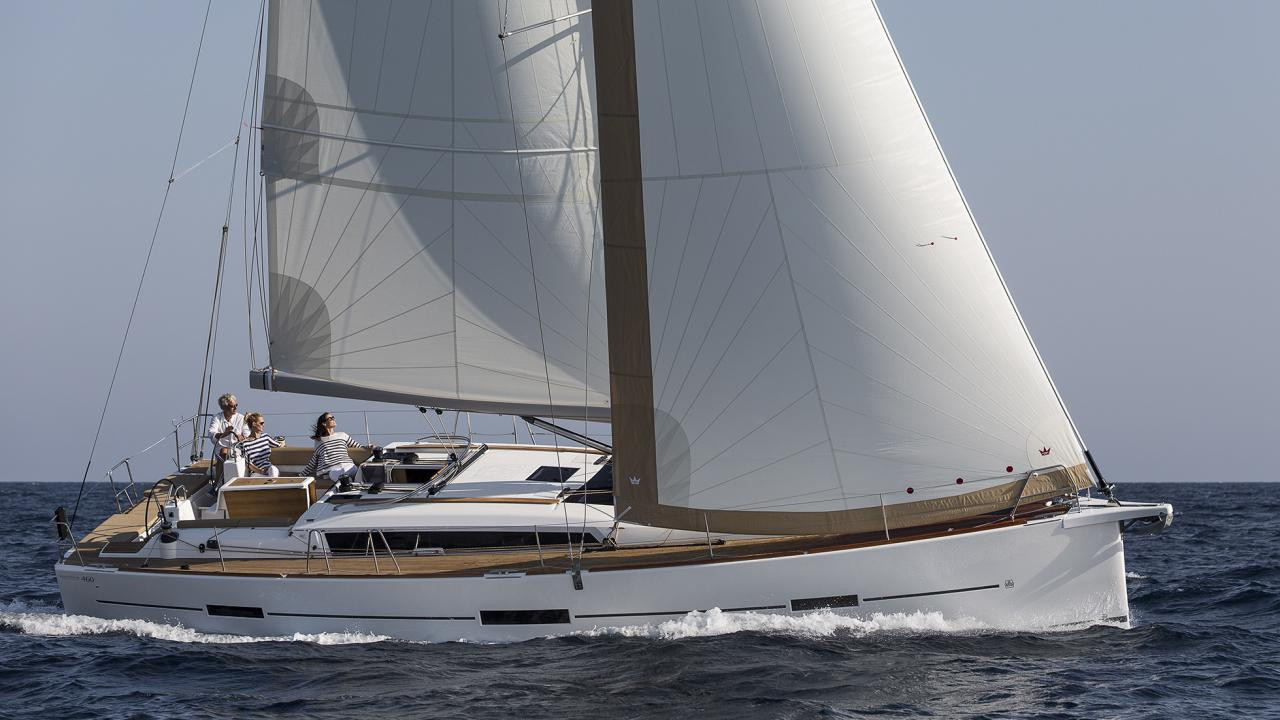Dufour 460 GL with watermaker (DOTTEREL)  - 0