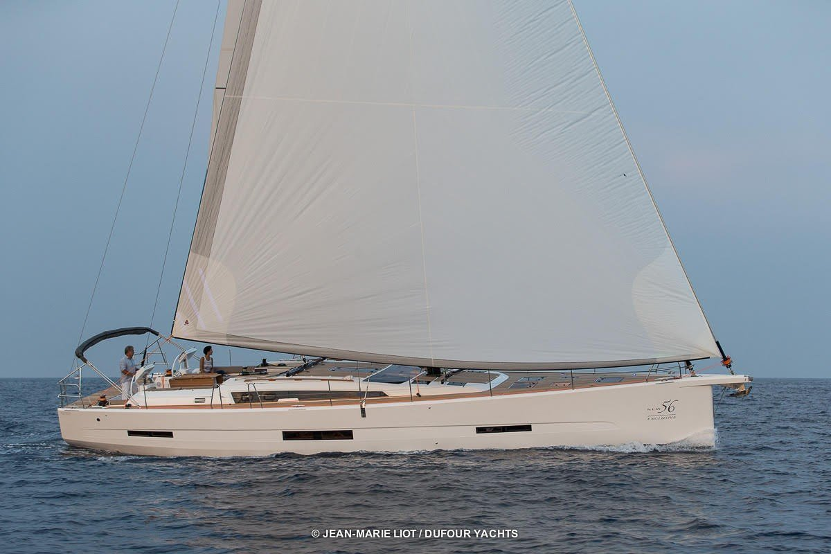Dufour 56 Exclusive (Galadriel's Light)  - 0