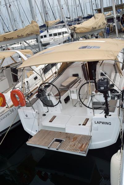 Sun Odyssey 349 (LAPWING)  - 28