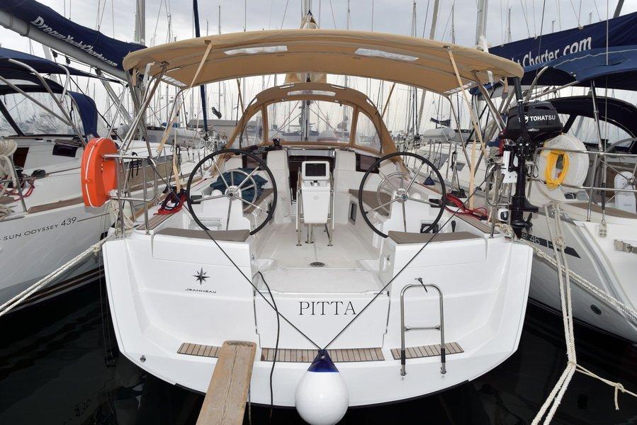 Sun Odyssey 389 (PITTA)  - 29