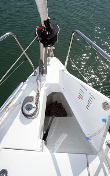Oceanis 46.1 (ROBIN)  - 8