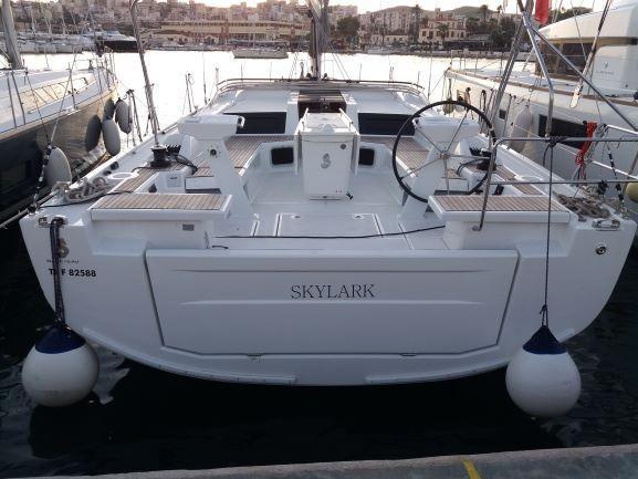 Oceanis 51.1 (SKYLARK)  - 12
