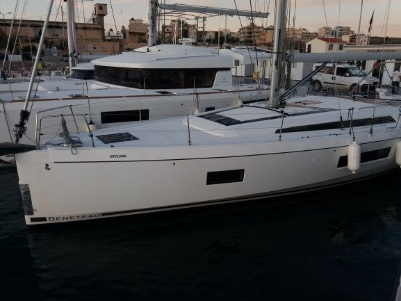 Oceanis 51.1 (SKYLARK)  - 13
