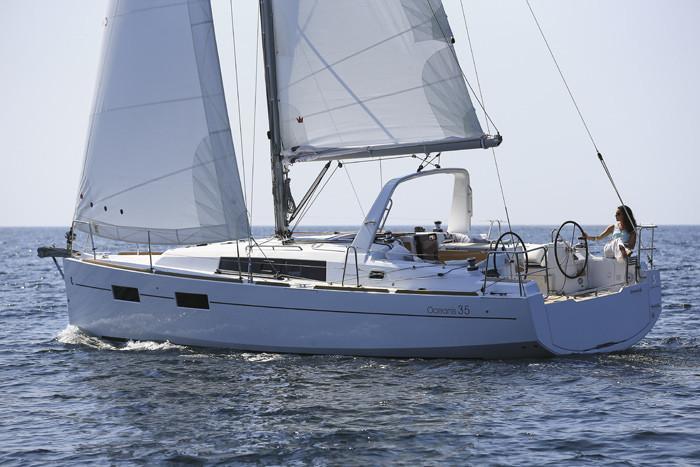 Oceanis 35.1 (Beghe)  - 0