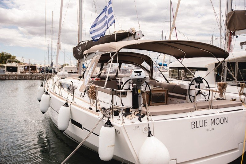 Dufour 520 GL (Blue Moon)  - 0