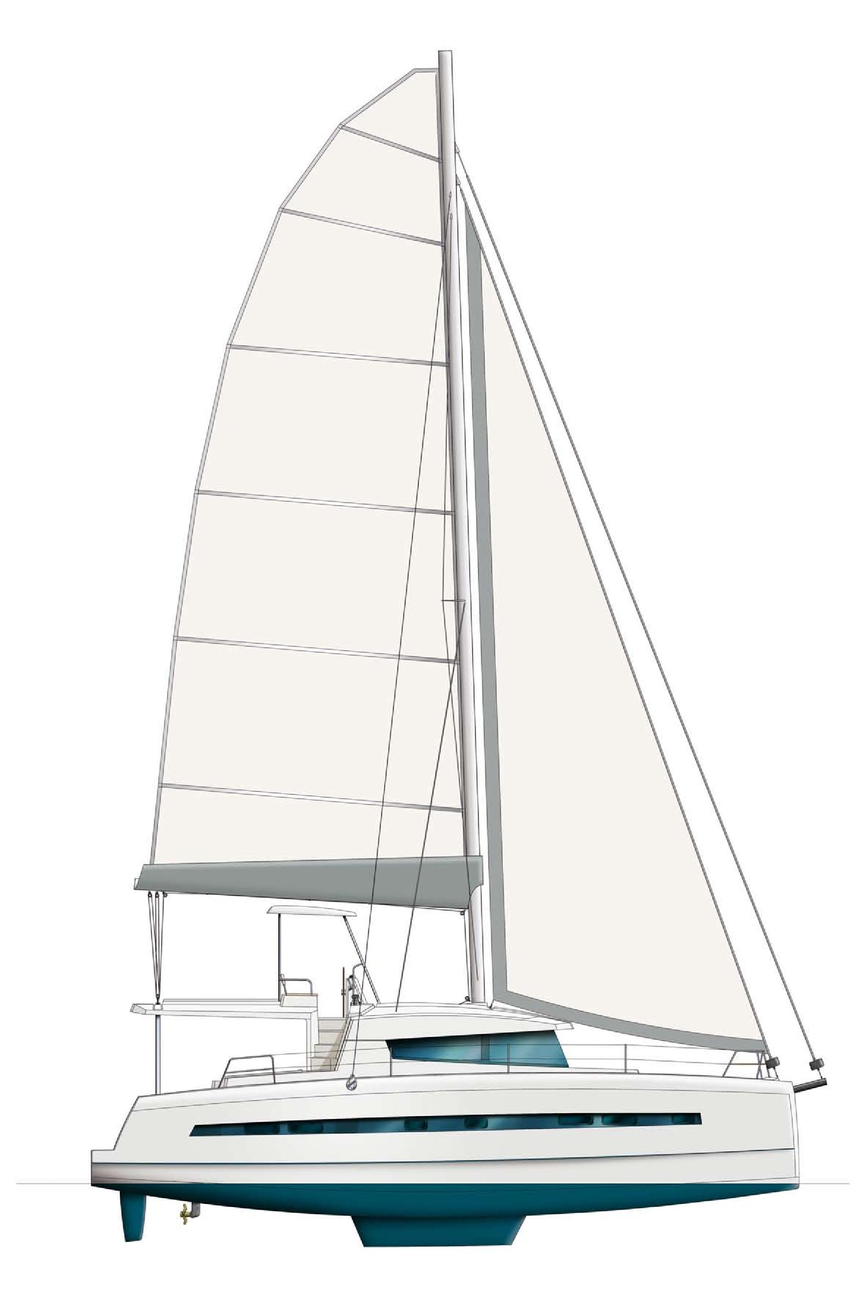 Bali 4.3 with watermaker & A/C - PLUS (REDEMPTION)  - 0