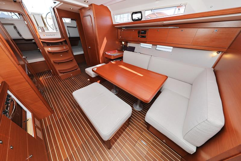 Dufour 460 Grand Large - 5 cabins (SunnyLife)  - 8