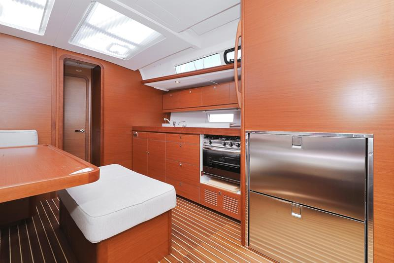 Dufour 460 Grand Large - 5 cabins (SunnyLife)  - 6