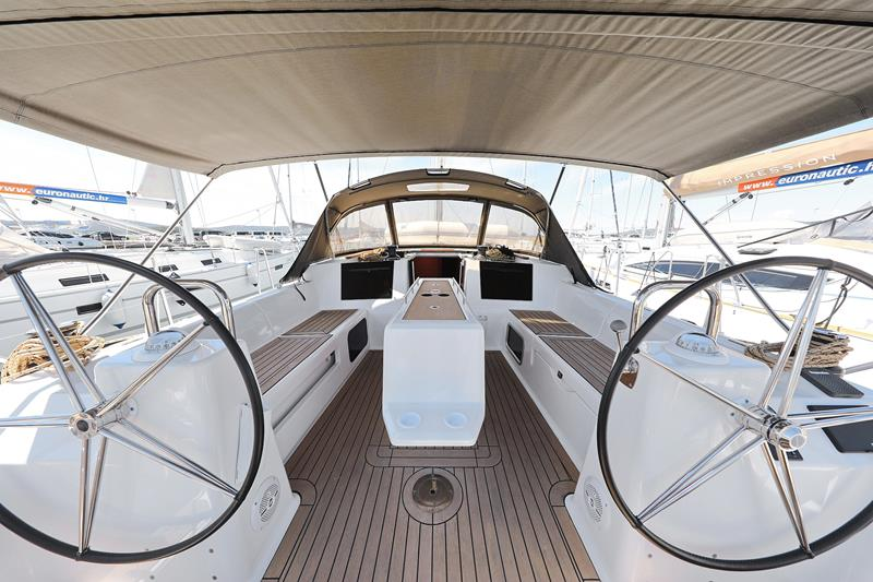 Dufour 460 Grand Large - 5 cabins (SunnyLife)  - 2