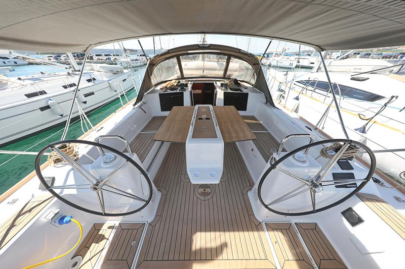 Dufour 460 Grand Large - 5 cabins (SunnyLife)  - 1