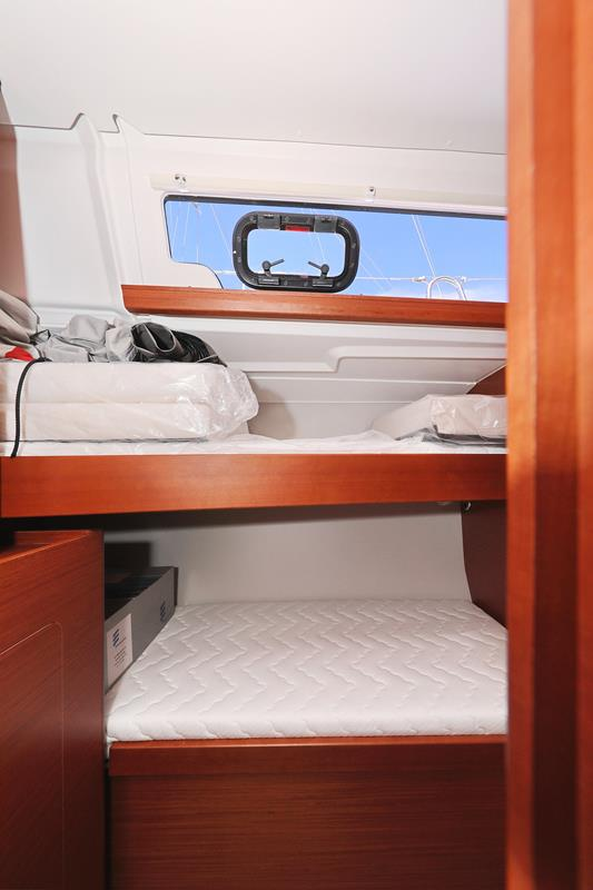 Dufour 460 Grand Large - 5 cabins (SunnyLife)  - 9