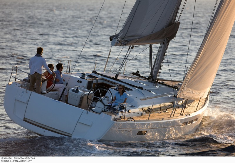 Sun Odyssey 509 with watermaker & A/C - PLUS (GALILEE)  - 1