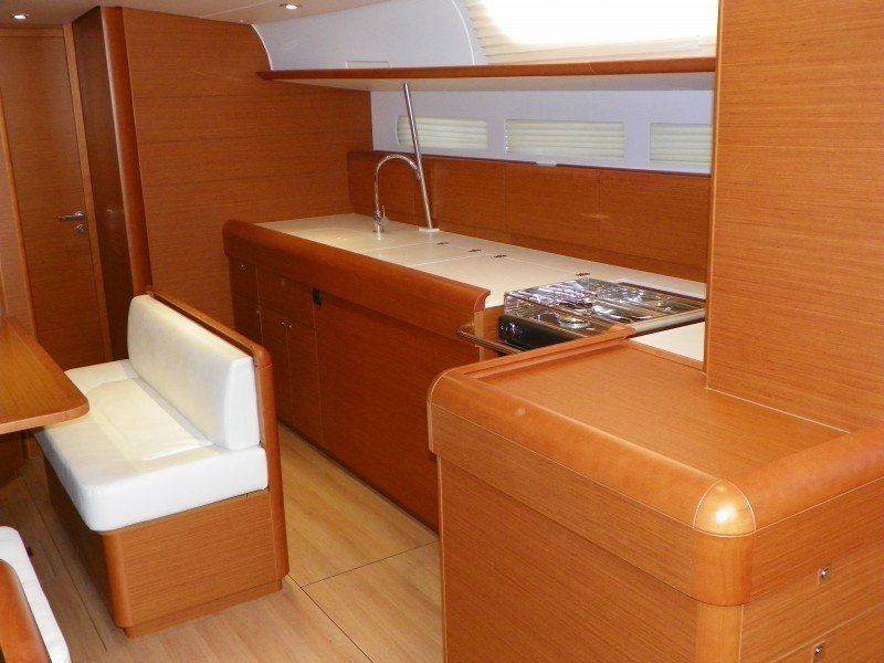 Sun Odyssey 509 with watermaker & A/C - PLUS (GALILEE)  - 5