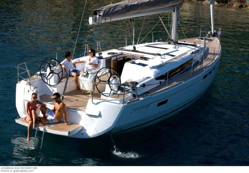 Sun Odyssey 509 with watermaker & A/C - PLUS (GALILEE)  - 2