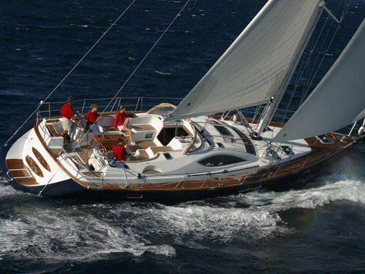 Sun Odyssey 54 DS (Windward Spirit)  - 0