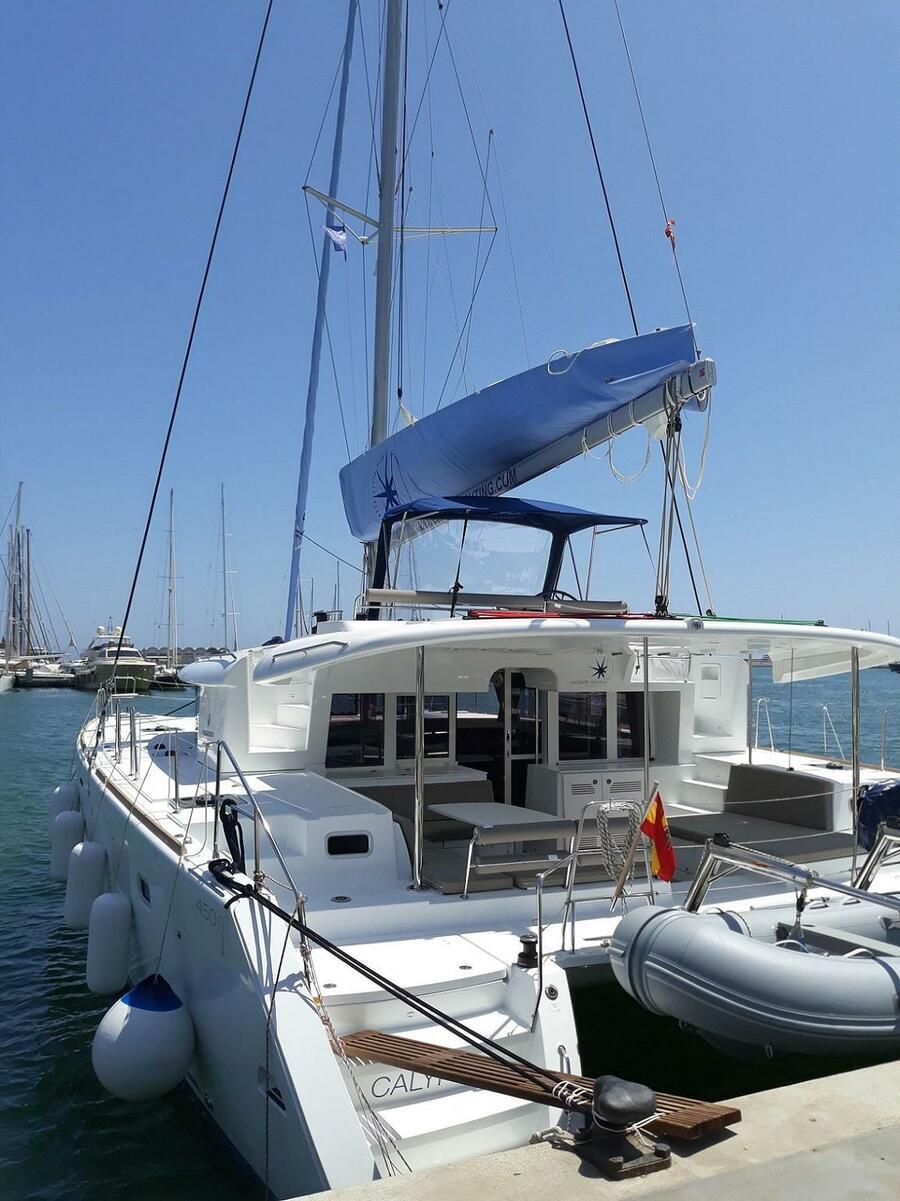 Lagoon 450 F (CALYPSO)  - 10