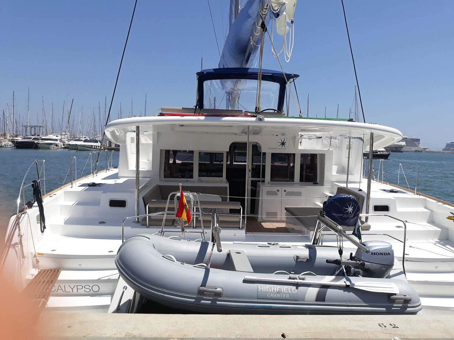 Lagoon 450 F (CALYPSO)  - 12