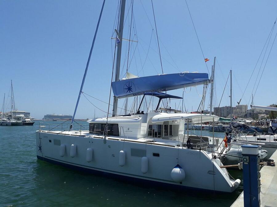 Lagoon 450 F (CALYPSO)  - 9