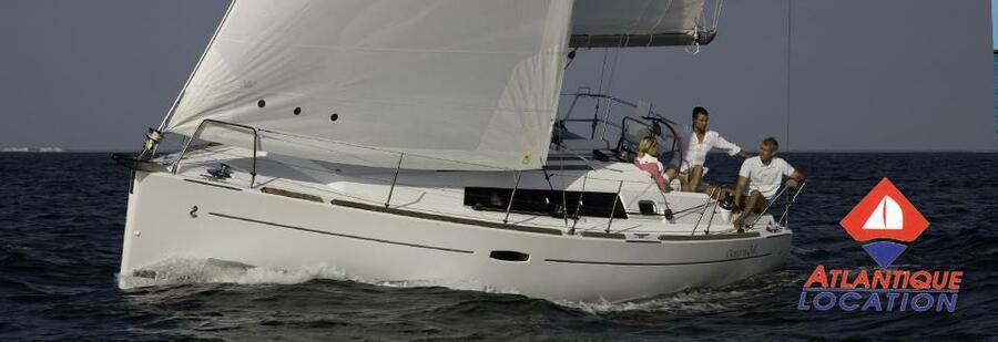 Oceanis 34 (Aquamarine)  - 0