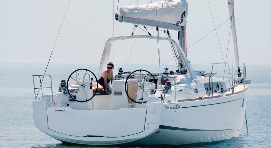 Oceanis 35.1 (Alta Marea)  - 0