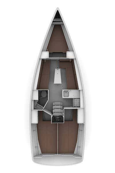 Bavaria Cruiser 34 (Nashira)  - 9