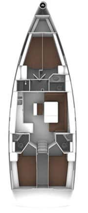 Bavaria Cruiser 46 (Dione)  - 12