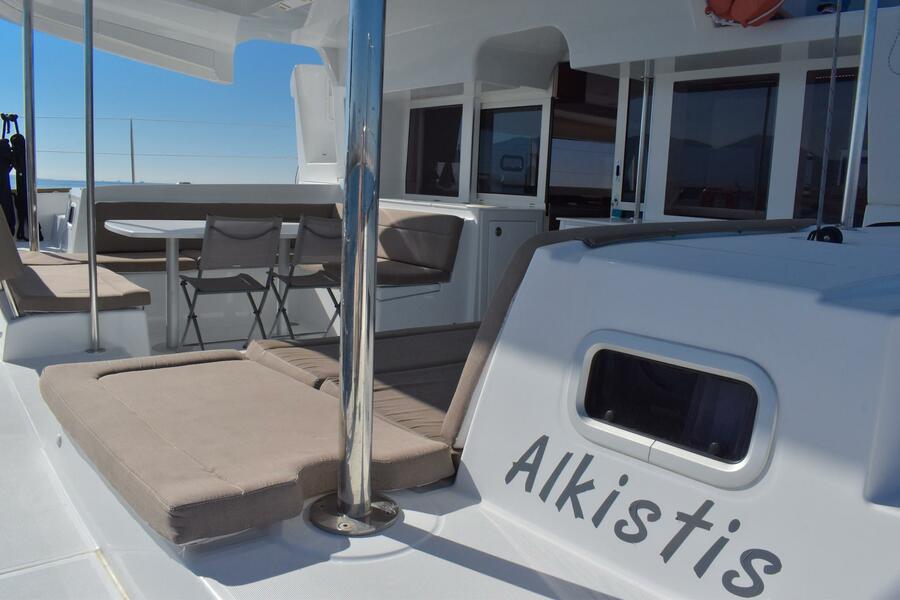 Lagoon 450 F (Alkistis)  - 0