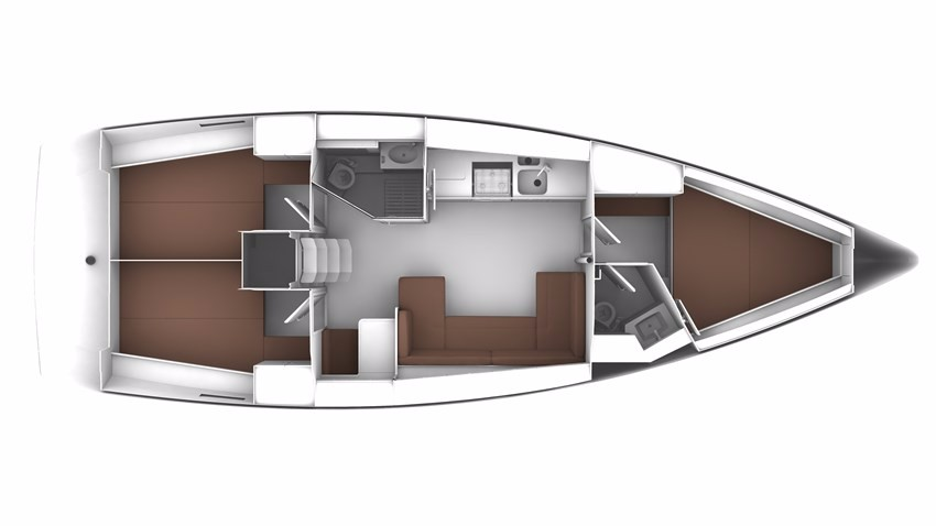 Bavaria Cruiser 41 (ANEMOS)  - 2