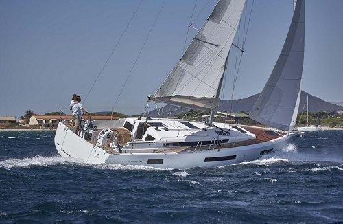 Sun Odyssey 440 (Springbank)  - 0