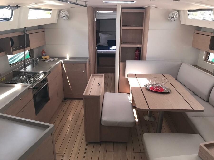 Oceanis 46.1 3 cabins (Altarf)  - 2