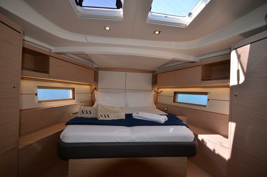 Oceanis 46.1 3 cabins (Altarf)  - 6