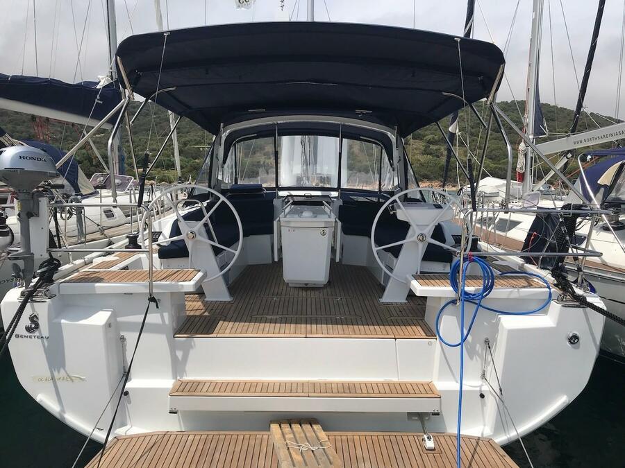 Oceanis 46.1 3 cabins (Altarf)  - 1