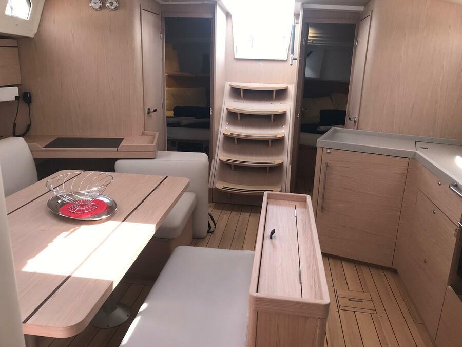 Oceanis 46.1 3 cabins (Altarf)  - 3